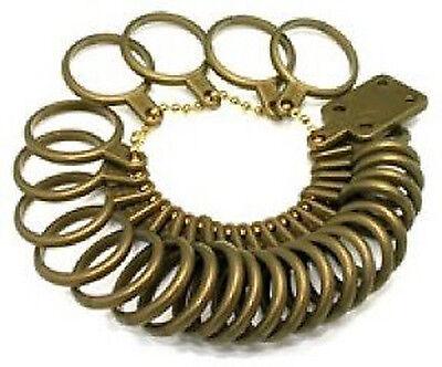 Ring Sizer Tool Finger Sizing Gauge