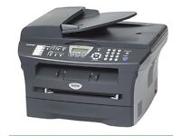 Brother MFC-7820N 5-in-1 Network Monochrome Laser Multifunction Center