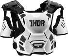 White Motorcycle Chest Protectors