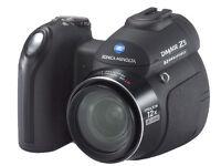 Konica Minolta DiMAGE Z5 - digital camera