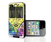 iPhone 4 Cover Hippie