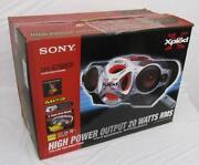 Sony Boombox New