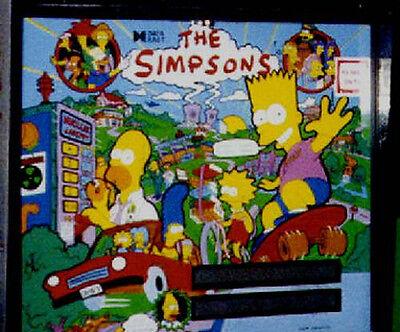 Data East The Simpsons Circuit Board Servicing Repair Estimate