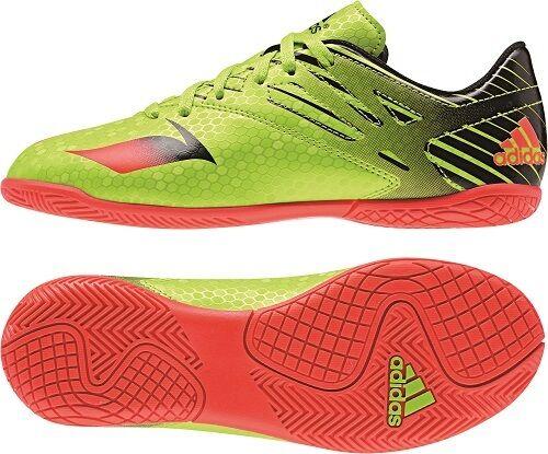 Adidas 15.4 IN (Messi) Kinder Fußballschuhe Indoor, Hallenschuh, S74702