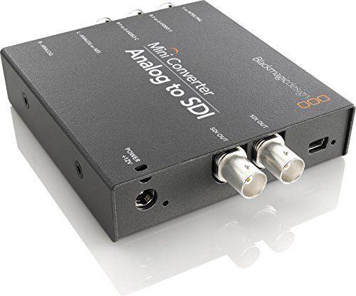 Blackmagic Design Mini Converter - Analog to SDI