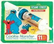 Sesame Street Cookie Press