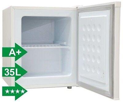 Mini Congelatore Freezer Verticale 35 Litri Classe A+ Congelatore Mini Freezer