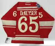 Red Wings Winter Classic Jersey