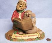 Tom Clark Gnomes Christmas
