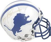 Barry Sanders Helmet