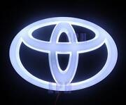 Toyota LED Emblem
