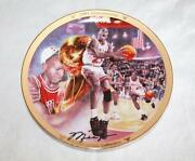 Michael Jordan Collector Plates