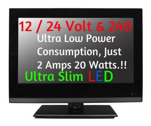 12v tv dvd ebay. Black Bedroom Furniture Sets. Home Design Ideas