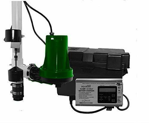 NEW Zoeller 508-0005 Aquanot 508 Battery Back-Up System 2,340 gph Below Cost