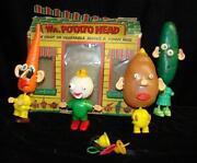 Vintage Mr Potato Head