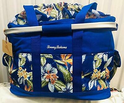 Tommy Bahama Insulated Tote Cooler Bag Birds of Paradise Picnic Basket - Bahamas Picnic Basket Cooler Tote
