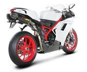 Ducati 848 Auspuff