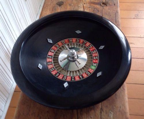 Roulette wheel ebay - Roulette meuble vintage ...