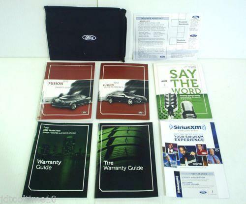 2006 ford focus owners manual pdf