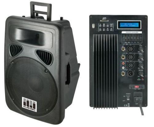 Karaoke Speaker System Ebay