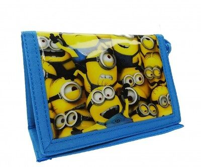 Despicable Me 'Minions' Movie Wallet Brand New Gift