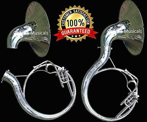 Sousaphone Nickel Plated 22