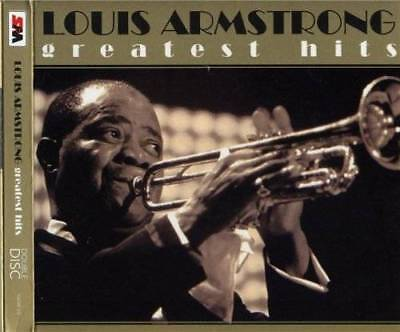 LOUIS ARMSTRONG- The BEST - BEST HITS (2 CD in the set, 46 tracks, NEW,