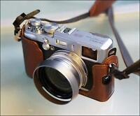 Fuji X100s and all the fixings
