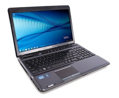"Toshiba Satellite P755-S5393 15.6"" HD i7-2670QM 2.2GHz 8GB 750GB Notebook PC"