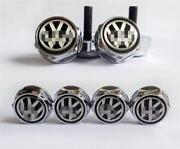 VW License Plate Bolts
