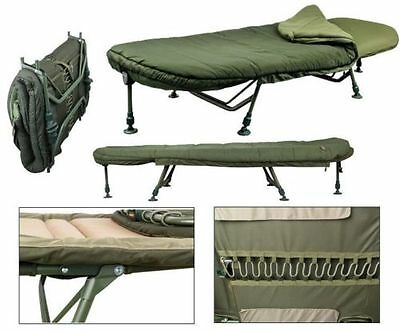 Fishing chairbed.