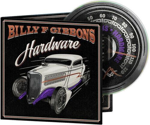 Billy F Gibbons - Hardware [New CD]