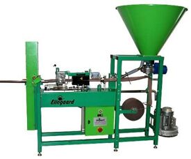 Ellegaard H-111 Paper Pot Machine - Horticultural equipment for compost tray manufacture