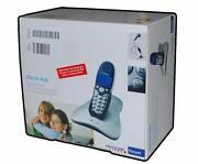 DECT Telefon mit Headset