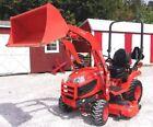 Hydrostatic Farm Tractor Tractors