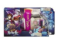 Nerf Rebelle Charmed Everfierce Bow by Hasbro