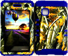 Mossy Oak Blue Cell Phone Case/Cover