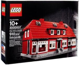 LEGO Ole Kirk's House 4000007 Town City Building MISB +FREE LEGO