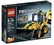 Lego Backhoe
