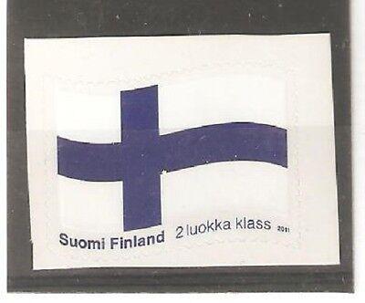 2011   ESTONIA - SG 2048 - THE BLUE CROSS FLAG  - UMM
