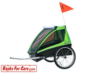 Thule Cadence Bike Trailer for 2 children - GREAT VALUE