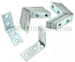 20-L-SHAPED-ZINC-PLATED-2-METAL-CORNER-BRACES-ANGLE-BRACKETS-SHELF-SUPPORTS