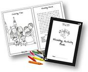 Kids Wedding Activity Pack
