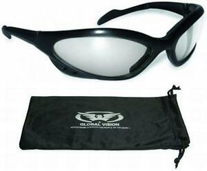 38a252c4478 Photochromic Motorcycle Sunglasses