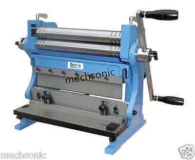 3 In 1 Manual Sheet Metal Shear Bending Round Multi-purpose Dere Hsbr305 S