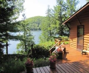 Cottage on Lac St-Pierre - Starting at $500 per week