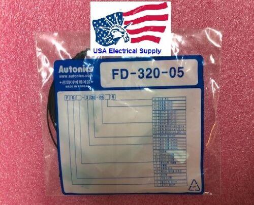 Autonics FD-320-05 Fiber Optic Cable