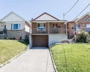 DETACHED HOUSE FOR RENT IN TORONTO KEELE/EGLINTON