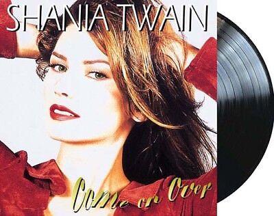 SHANIA TWAIN Come on Over 2LP Vinyl NEW 2016
