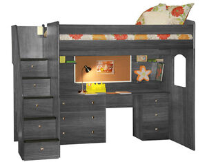 FALL SALE UP TO 40% OFF_KIDS BUNK&LOFT BEDS_SHIPPING CANADA WIDE Kitchener / Waterloo Kitchener Area image 9